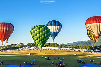2017台東熱氣球